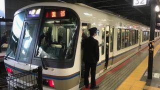 山陰本線の電車